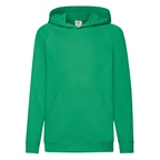 Dziecięca bluza z kaputurem Lightweight Hooded Sweat | Fruit Of The Loom