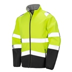 Kurtka odblaskowa Safety Soft shell